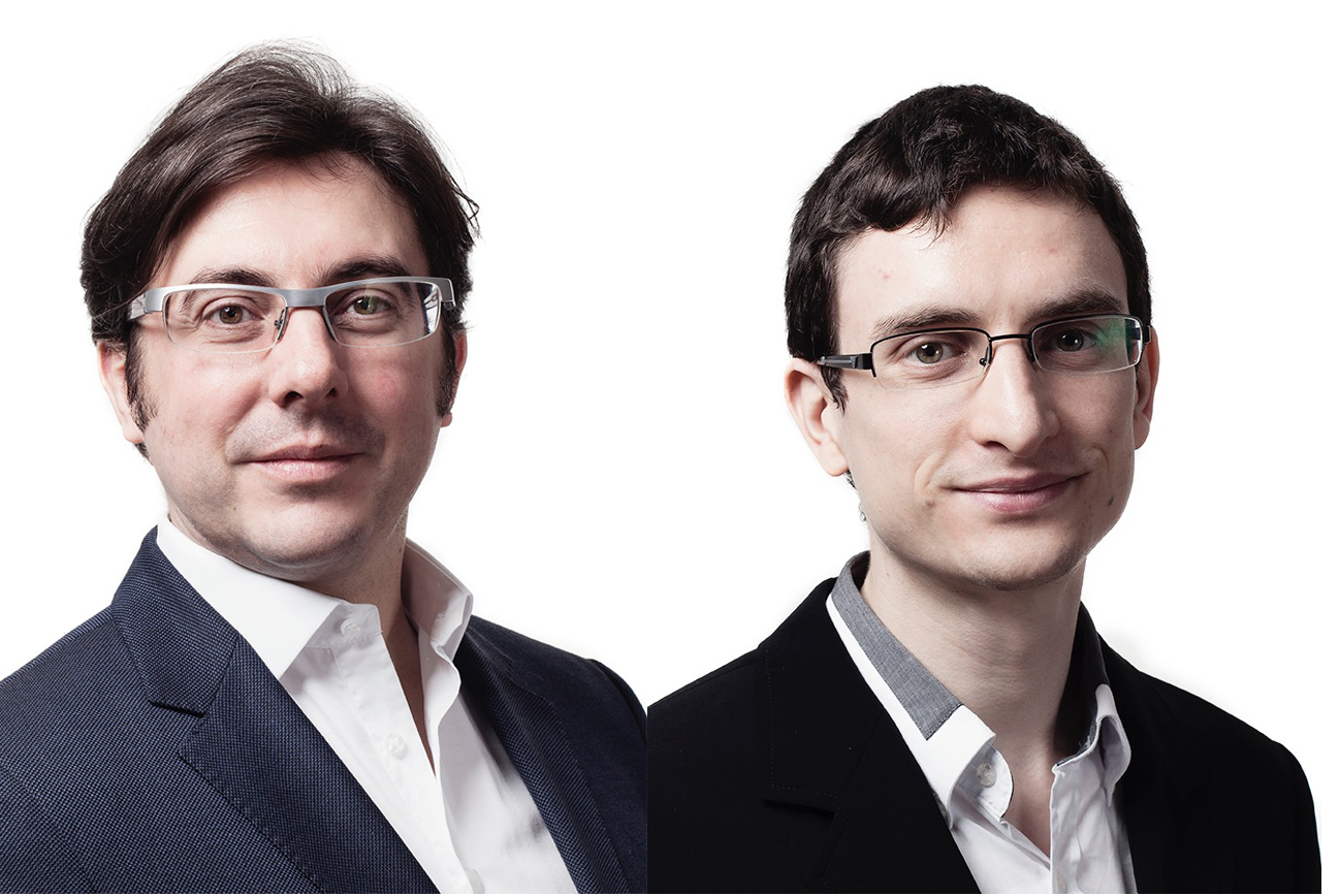 Andrew Hopkins and Jérémy Besnard