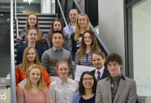Honours Symposium Prize Winners
