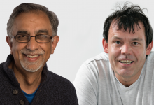 Professor Hari Hundal and Professor Anton Gartner