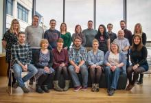 DDU team (photo credit: John Post)