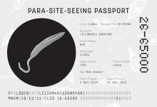 PARA-SITE-SEEING Passport