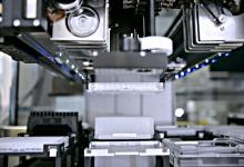 Robot at work in the Drug Discovery Unit