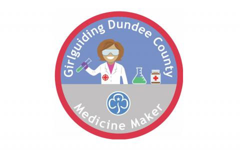 Medicine Maker Guide Badge