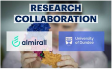 UoD-Almirall collaboration logo