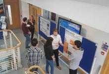 3rd year PhD student poster session