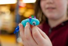 Design your own microbe creation (Image credit: Elliot Erskine)