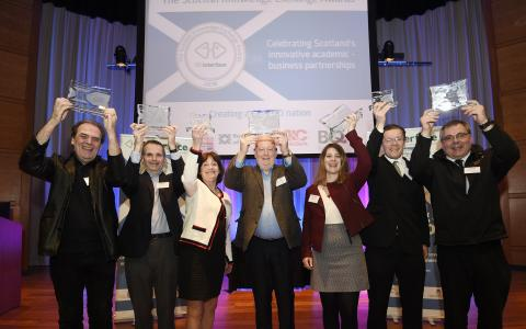 Two University of Dundee projects winners
